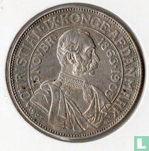 "Denemarken 2 kroner 1903 ""40th Anniversary of Reign"""