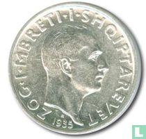 Albania 1 franga ar 1935