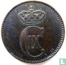 Denemarken 2 øre 1876