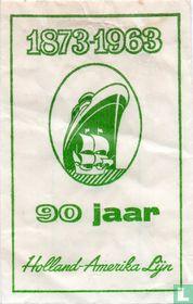 90 Jaar Holland Amerika Lijn