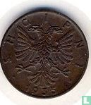 Albania 2 qindar ari 1935