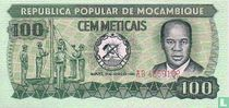 MOZAMBIQUE Meticais 100