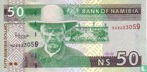 Namibia 50 Namibia Dollars ND (2003)