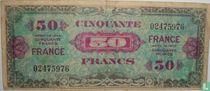 Frankreich 50 Francs 1944
