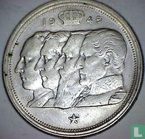 België 100 francs 1949 (FRA)