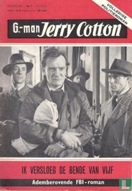G-man Jerry Cotton 1