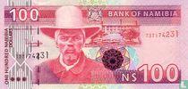 Namibia 100 Namibia Dollars ND (2003)