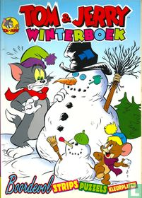 Tom & Jerry Winterboek