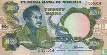 Nigeria 20 Naira 2004