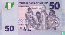 Nigeria 50 Naira 2006
