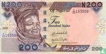 Nigeria 200 Naira 2007