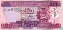 Salomonseilanden 10 Dollars