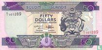 Salomonseilanden 50 Dollars