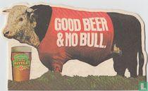 Good beer & no bull / Greenall's Local Bitter