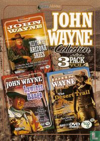 John Wayne Collection, 3 pack, vol 4