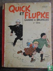 Quick et Flupke gamins de Bruxelles 4e série