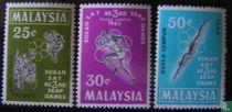 Spelen van het Zuidoost-Aziatisch schiereiland