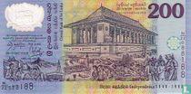 Sri Lanka 200 Rupees