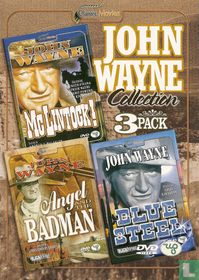 John Wayne Collection, 3 pack, vol 1