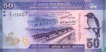Sri Lanka 50 Rupees 2010