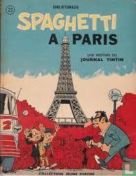 Spaghetti à Paris