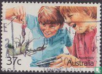 Australische Kinder kaufen