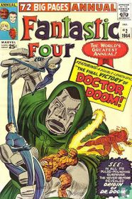 The Final Victory Of Doctor Doom !
