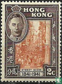 100 jaar Britse kolonie