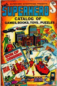 Superhero Catalogue