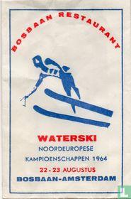 Bosbaan Restaurant - Waterski Noordeuropese Kampioenschappen