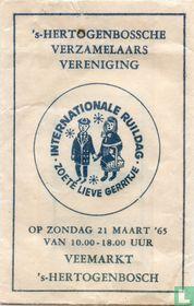 's-Hertogenbosche Verzamelaars Vereninging Zoet Lieve Gerritje