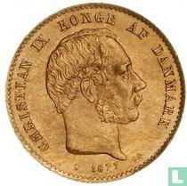 Denemarken 20 kroner 1877