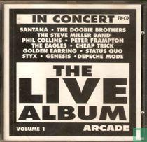 The live album Volume 1