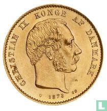 Denemarken 20 kroner 1873