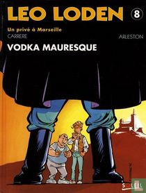 Vodka mauresque