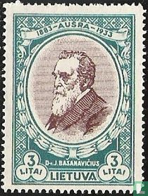 Ausra - Jonas Basanavicius