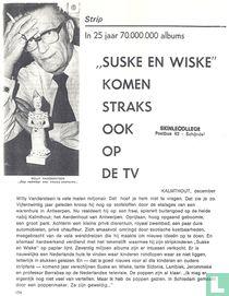 Suske en Wiske komen straks ook op de tv