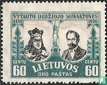 Vytautas en Antanas Smetona