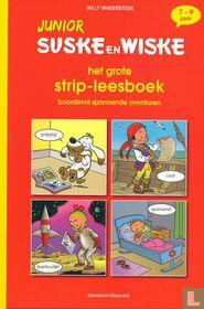 Het grote strip-leesboek