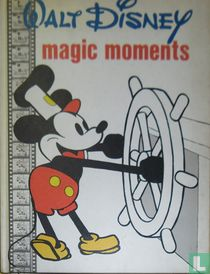 Walt Disney Magic moments