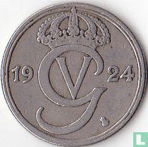 Schweden 50 Öre 1924