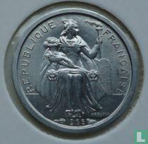 Frans-Polynesië 50 centimes 1965