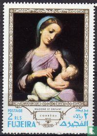 Madonna schilderijen