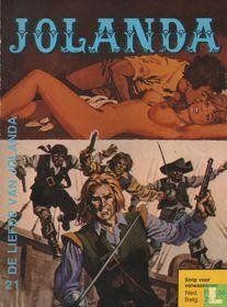 De liefde van Jolanda