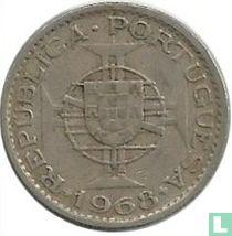 Angola 2½ escudos 1968