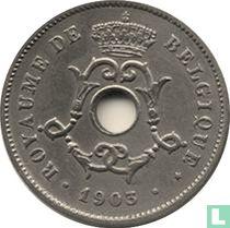 België 10 centimes 1903 (FRA)