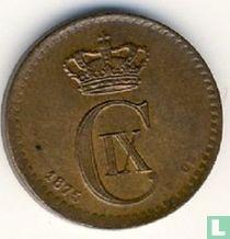 Denemarken 1 øre 1875
