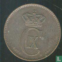 Denemarken 2 øre 1874