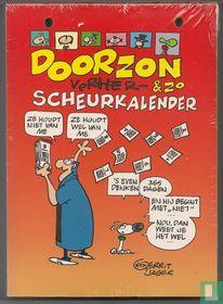 Doorzon & zo Verherscheurkalender 2002
