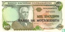 Mozambique 1000 Escudos